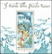 Il Natale della Piccola Renna. Libro pop-up. Ediz. illustrata - Caroline Quin,Emily Hawkins - copertina