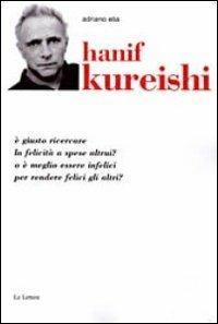 Hanif Kureishi - Adriano Elia - copertina