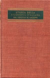 Storia della filosofia italiana - Giovanni Gentile - ebook