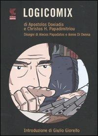 Logicomix - Apostolos Doxiadis,Christos H. Papadimitriou - copertina
