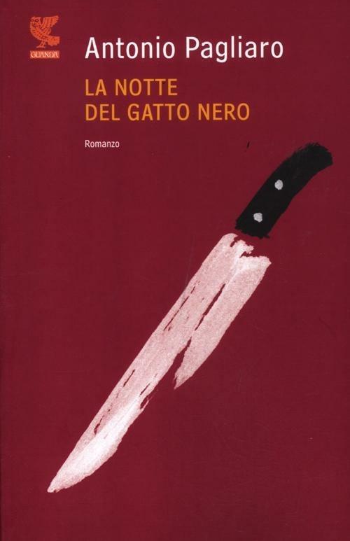 La notte del gatto nero - Antonio Pagliaro - copertina