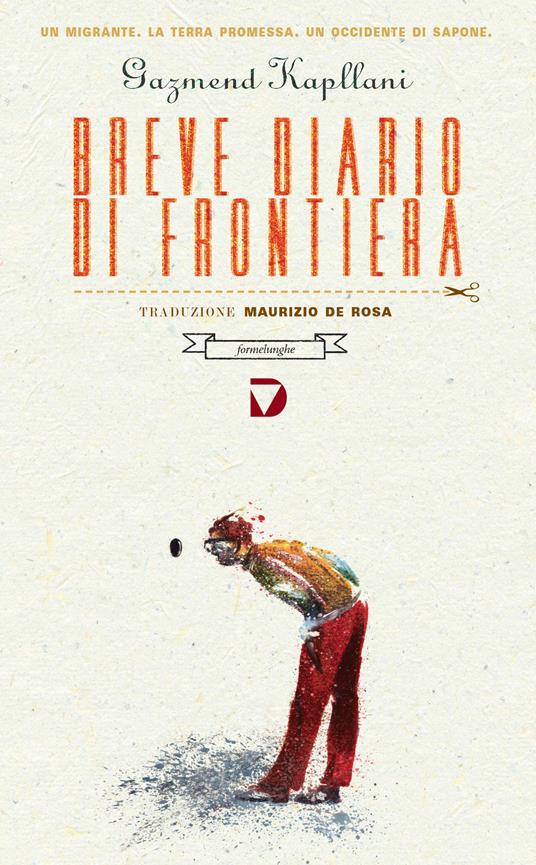 Breve diario di frontiera - M. De Rosa,Gazmend Kapllani - ebook