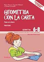 Geometria con carta. Con DVD