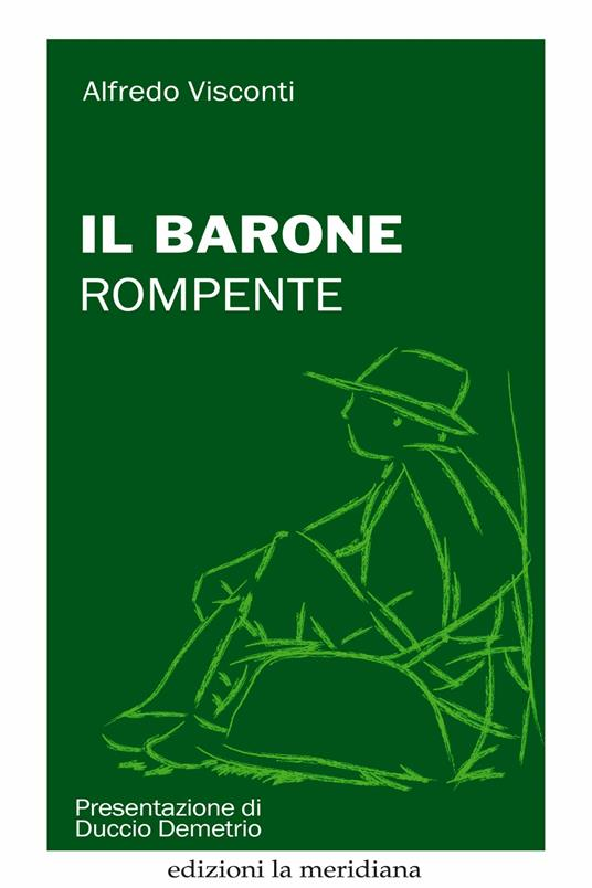 Il barone rompente - Alfredo Visconti - ebook