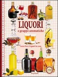 Liquori e grappe aromatiche - copertina