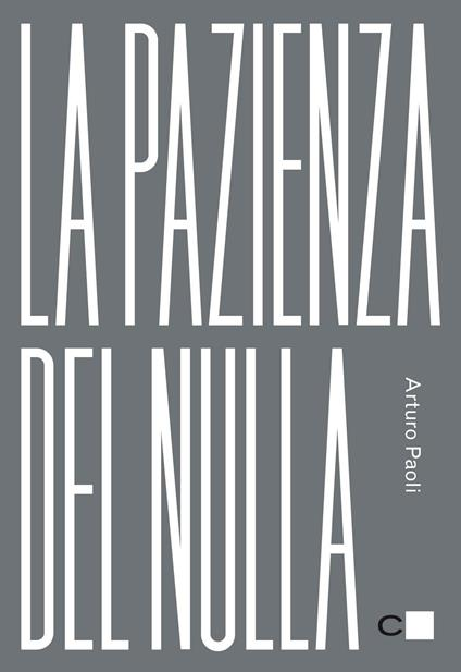 La pazienza del nulla - Arturo Paoli - ebook