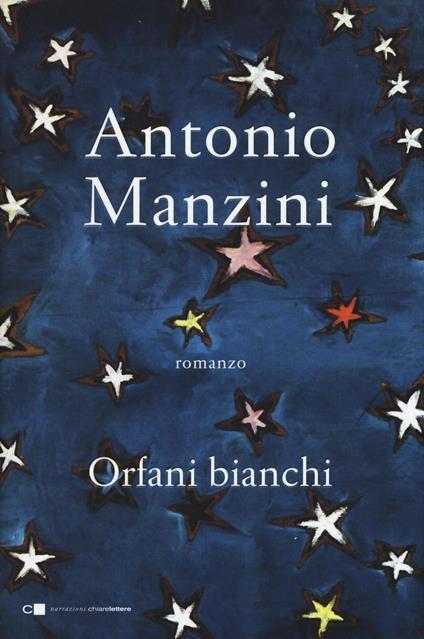 Orfani bianchi - Antonio Manzini - copertina