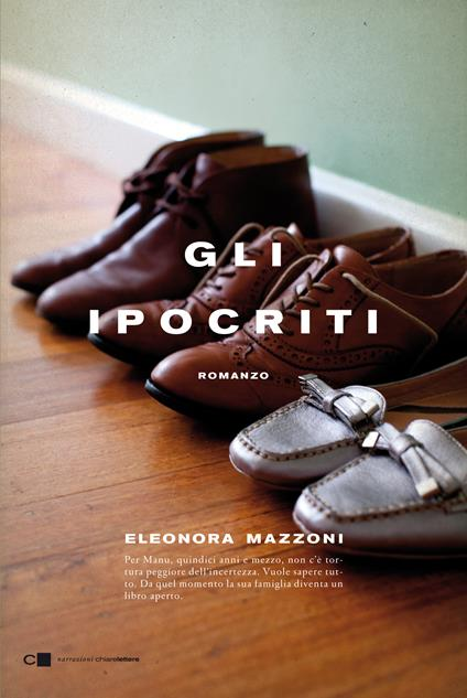 Gli ipocriti - Eleonora Mazzoni - ebook