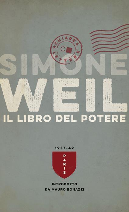 Il libro del potere - Valentina Abaterusso,Simone Weil - ebook