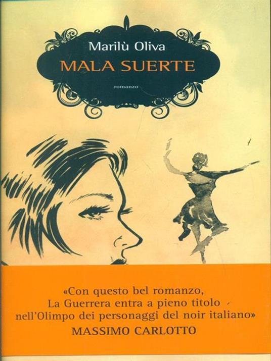 Mala suerte - Marilù Oliva - copertina