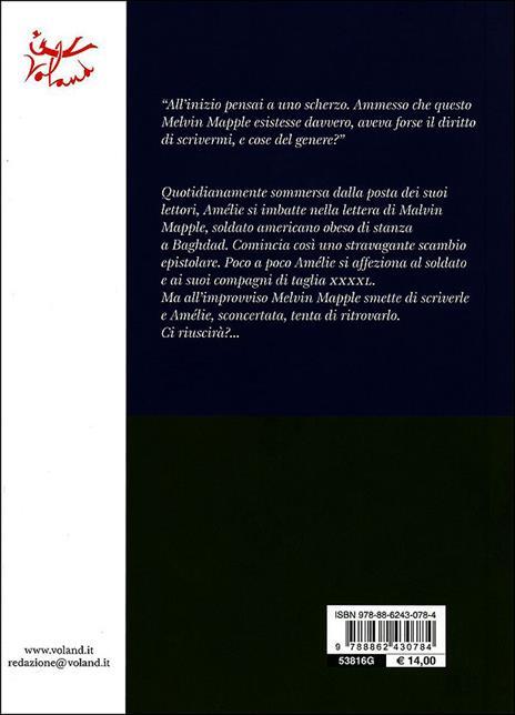 Una forma di vita - Amélie Nothomb - 6