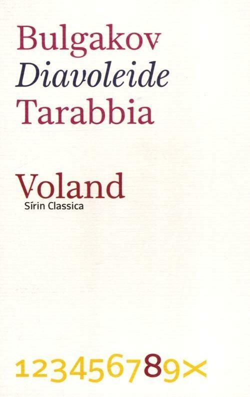 Diavoleide - Michail Bulgakov - copertina
