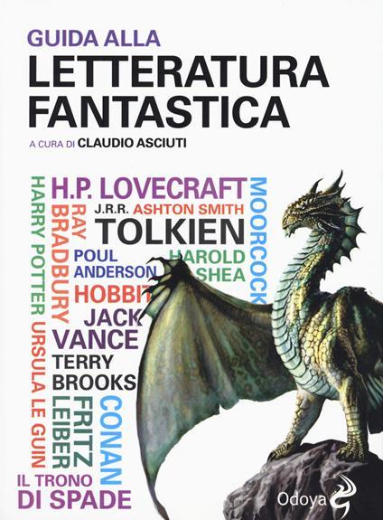 Guida alla letteratura fantastica - copertina