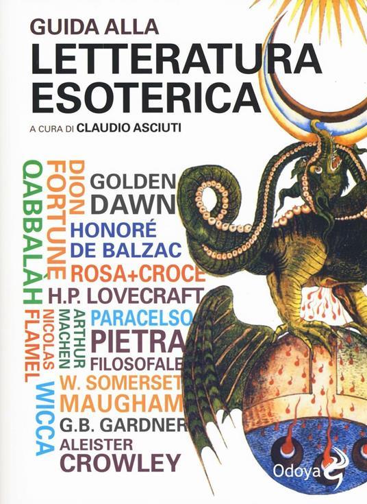 Guida alla letteratura esoterica - copertina