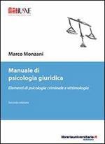 Manuale di psicologia giuridica
