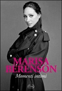 Momenti intimi - Marisa Berenson - copertina