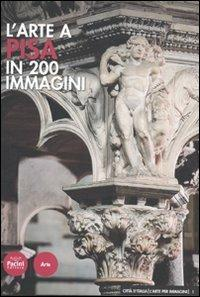 L' arte a Pisa in 200 immagini - Lorenzo Carletti,Cristiano Giometti - copertina