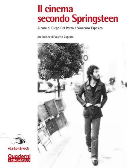 Il cinema secondo Springsteen - copertina