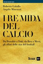 I re Mida del calcio. Da Ronaldo a Totti, da Ibra a Messi, gli affari delle star del football