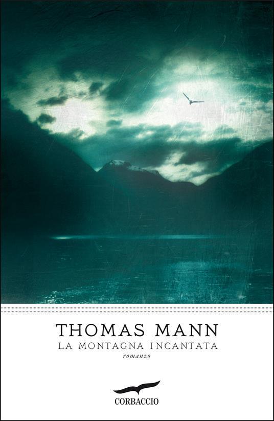 La montagna incantata - Thomas Mann - copertina