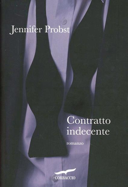 Contratto indecente - Jennifer Probst - copertina