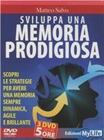 Sviluppa una memoria prodigiosa. DVD. Con libro