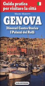 Genova. Guida pratica per visitare la città. Ediz. russa