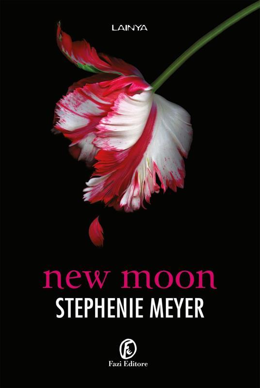 New Moon - Stephenie Meyer,Luca Fusari - ebook