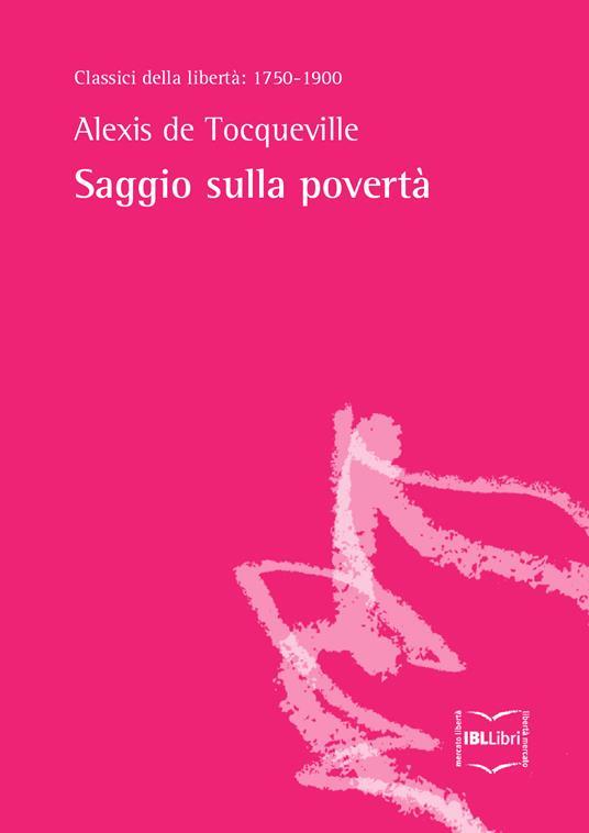 Saggio sulla povertà - Alexis de Tocqueville - ebook