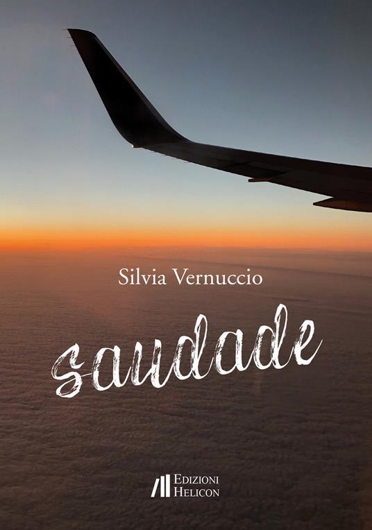 Saudade - Silvia Vernuccio - copertina