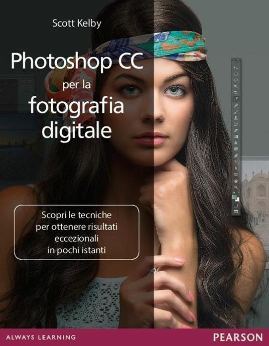 Photoshop CC per la fotografia digitale - Scott Kelby - copertina