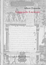 Leggendo Lucrezio. Ediz. italiana e tedesca