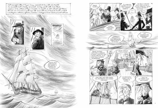 Il porto proibito. Artist edition - Teresa Radice,Stefano Turconi - 4