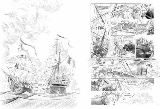 Il porto proibito. Artist edition - Teresa Radice,Stefano Turconi - 5