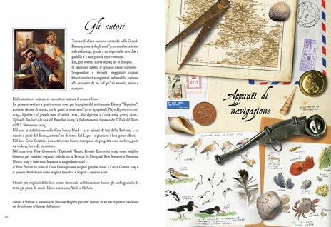 Il porto proibito. Artist edition - Teresa Radice,Stefano Turconi - 6