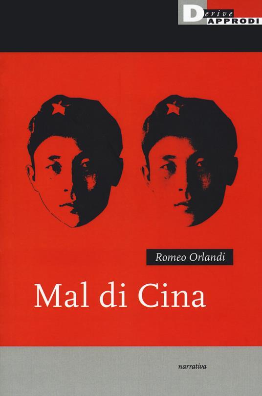 Mal di Cina - Romeo Orlandi - copertina
