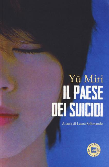Il Paese dei suicidi - Miri Yu - copertina