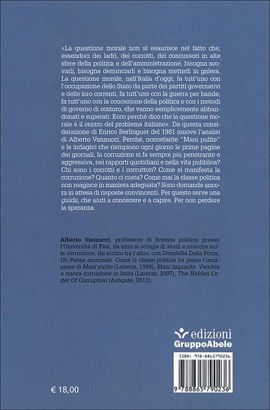 Atlante della corruzione - Alberto Vannucci - 2
