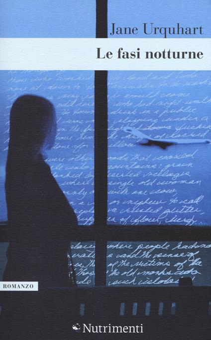 Le fasi notturne - Jane Urquhart - copertina