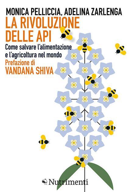 La rivoluzione delle api. Come salvare l'alimentazione e l'agricoltura nel mondo - Monica Pelliccia,Adelina Zarlenga - ebook