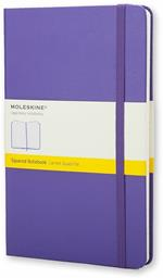 Taccuino Moleskine pocket a quadretti copertina rigida