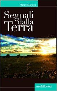 Segnali dalla terra - Marco Mariano - copertina