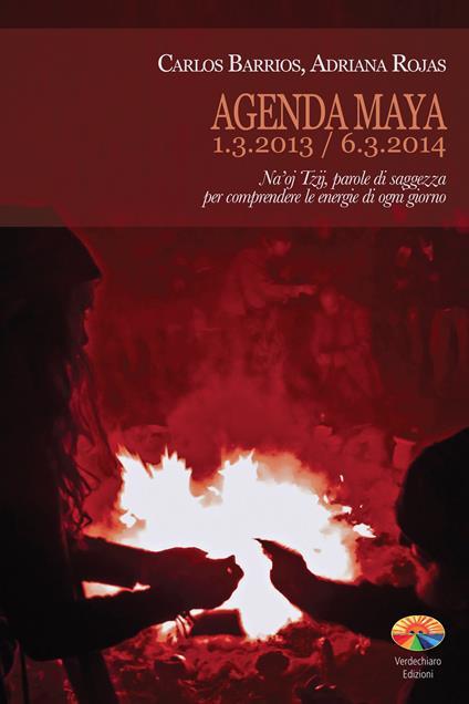 Agenda Maya - Carlos Barrios,Adriana Rojas - ebook