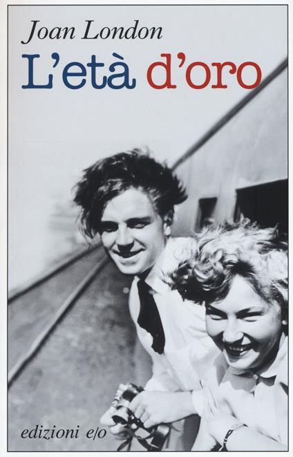 L' età d'oro - Joan London - copertina