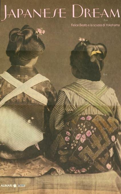 Japanese dream. Beato Felice e la scuola di Yokohama - copertina