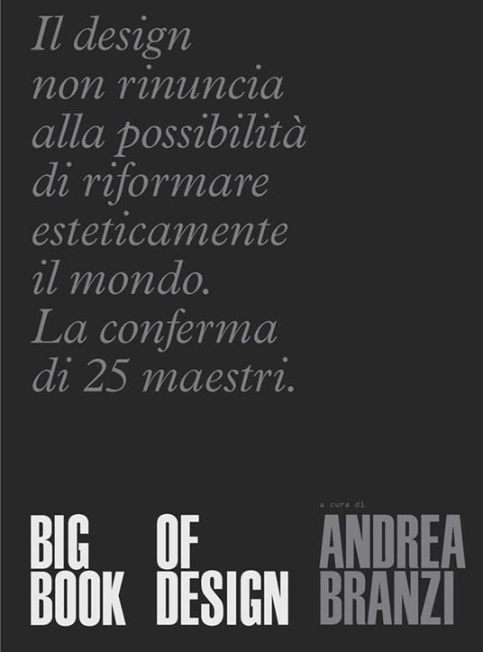 Big book of design. Ediz. italiana - copertina