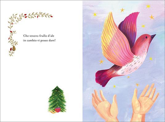 La preghiera di un passero che vuol fare il nido sull'albero di Natale. Ediz. a colori - Gianni Rodari - 4