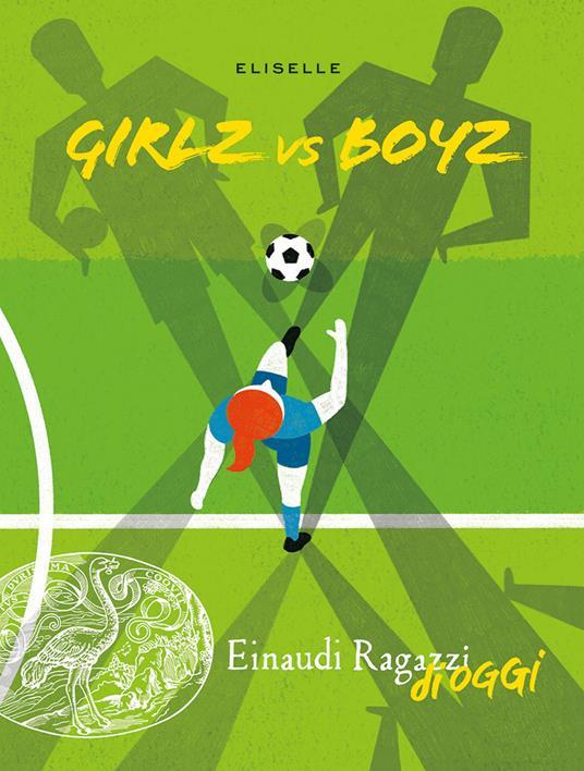 Girlz vs Boyz - Eliselle - copertina