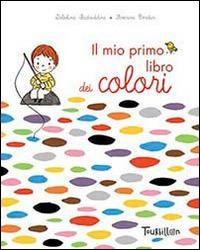 Il mio primo libro dei colori - copertina