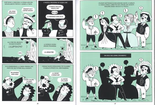 Donne senza paura. 150 anni di lotte per l'emancipazione femminile. Libertà, uguaglianza, sorellanza - Marta Breen,Jenny Jordahl - 3